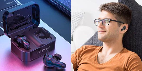 Auriculares Bluetooth BlitzWolf BW-FYE1 en Amazon