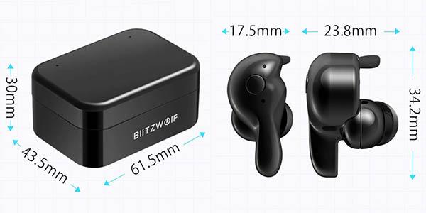 Auriculares Bluetooth BlitzWolf BW-FYE1 baratos