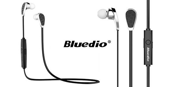 Auriculares deportivos bluetooth Bluedio N2