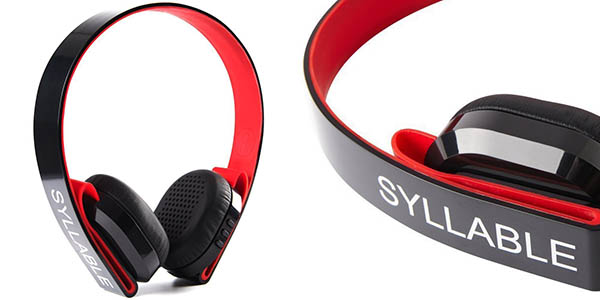 Auriculares bluetooth Syllable G600