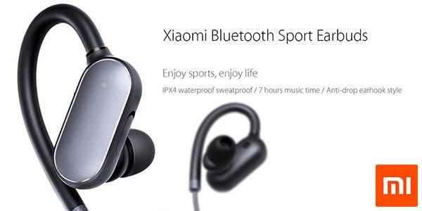 Auriculares bluetooth Xiaomi Mi Sport