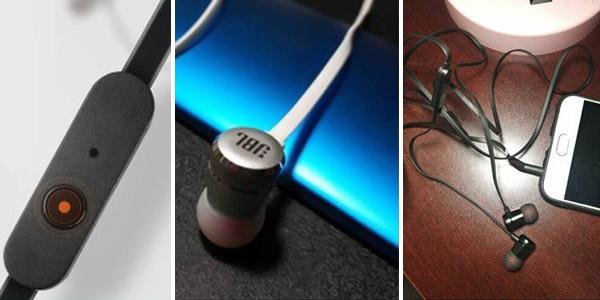 Auriculares de botón JBL T290 chollo en TomTop
