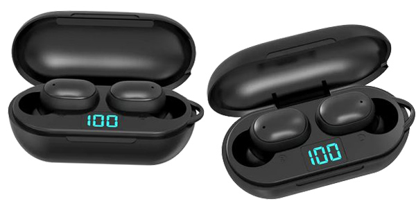 Auriculares Bluetooth Bakeey H6 Smart TWS chollo en Banggood
