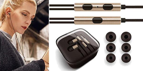 Auriculares Xiaomi Piston Fresh Edition 4 chollazo en AliExpress