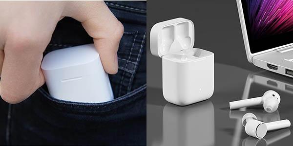 Auriculares Xiaomi MI AirDots Pro en color blanco