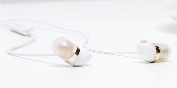 Auriculares in-ear Xiaomi Piston Air blancos