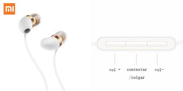 Auriculares Xiaomi Piston Air baratos