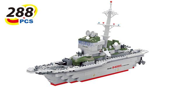 Barco Militar estilo LEGO