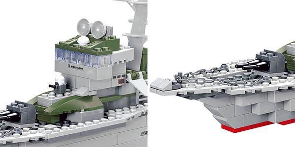 Fragata tipo LEGO