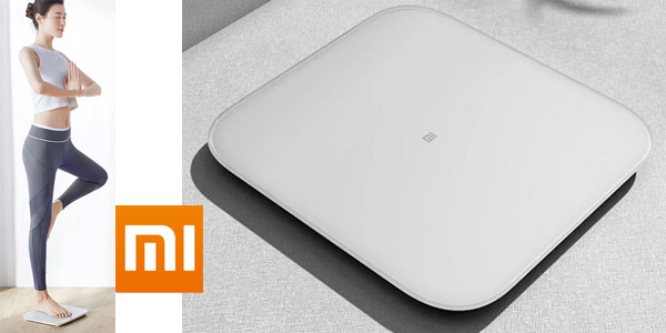 Báscula inteligente Xiaomi Mi Scale 2 chollo en Power Planet Online