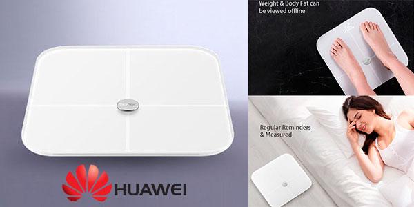 Báscula inteligente Huawei Honor AH100 LED con Bluetooth barata