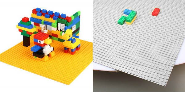 Base de montaje para LEGO barata