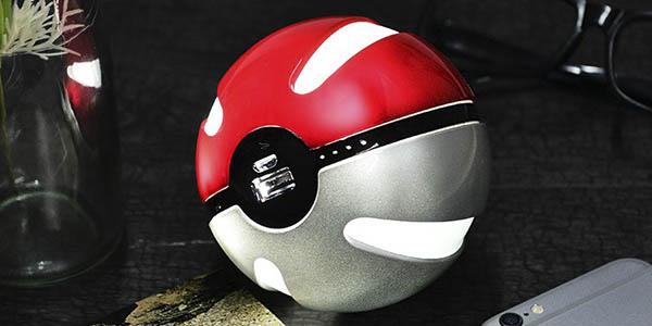 Batería USB portátil Pokeball barata