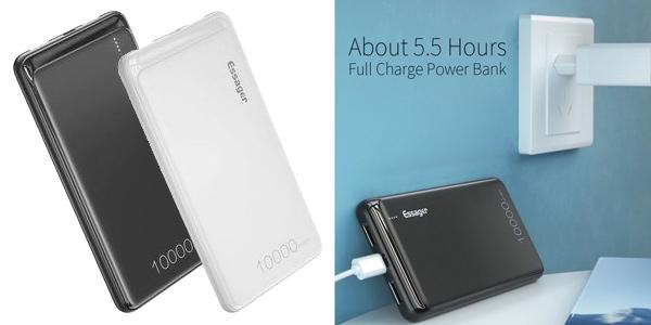 Batería portátil Essager 10.000 mAh barato en AliExpress