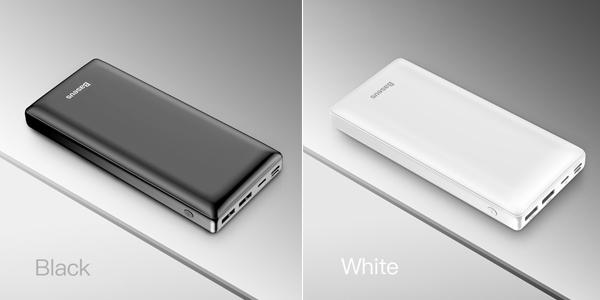 Comprar Batería portátil Baseus 30.000 mAh barata en AliExpress