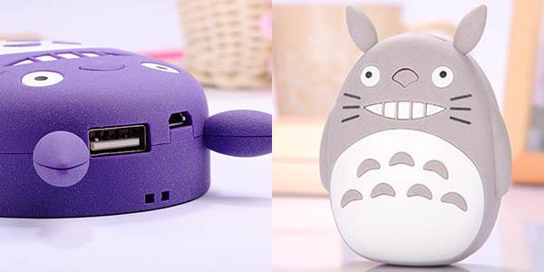 Powerbank Totoro barato