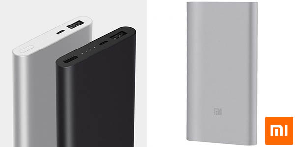 Batería portátil Xiaomi Power Bank 2 10.000 mAh