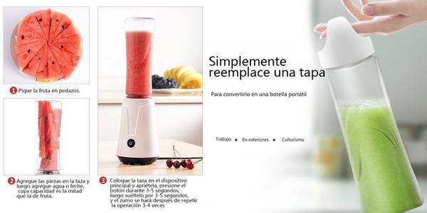 Batidora de vaso TINTON LIFE con envío desde España chollazo en AliExpress Plaza