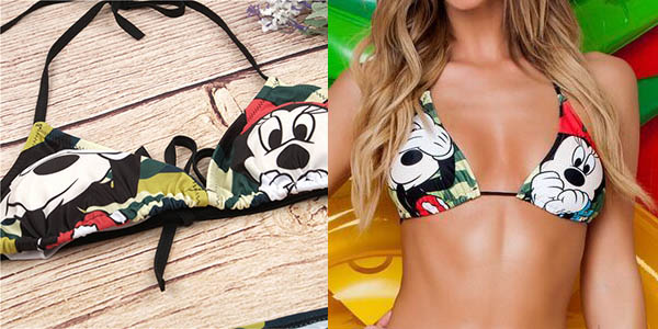 Bikini Mickey y Minnie barato