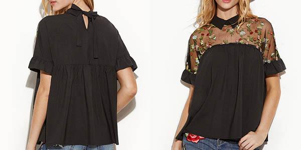 Blusa de verano para mujer