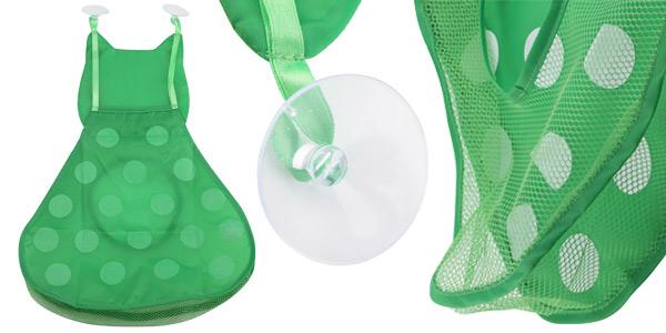 Bolsa de malla para juguetes para la bañera chollo en AliExpress