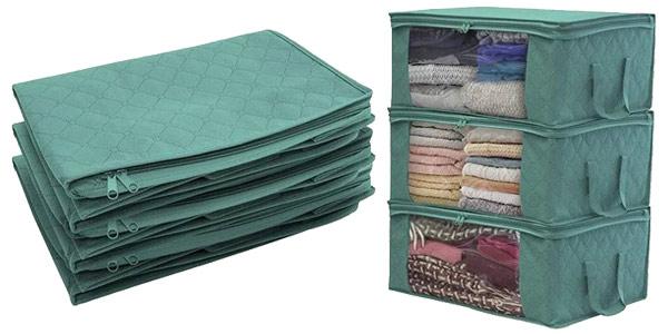Bolsa de organización para guardar ropa barata en Banggood