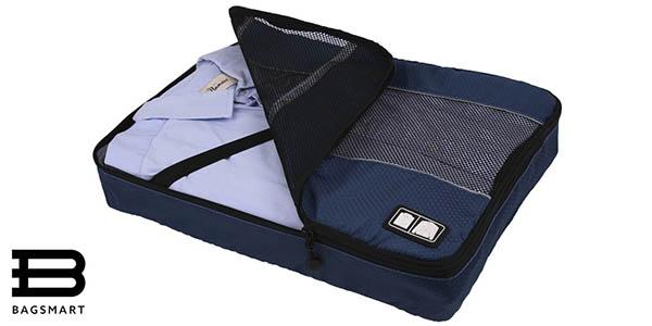 Bolsa organizador BAGSMART de camisas para maleta