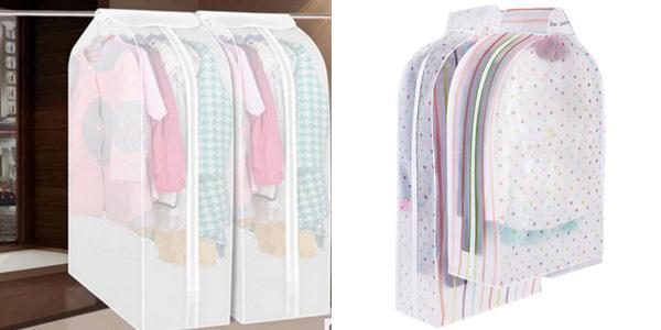 Bolsas de almacenamiento de ropa para armario