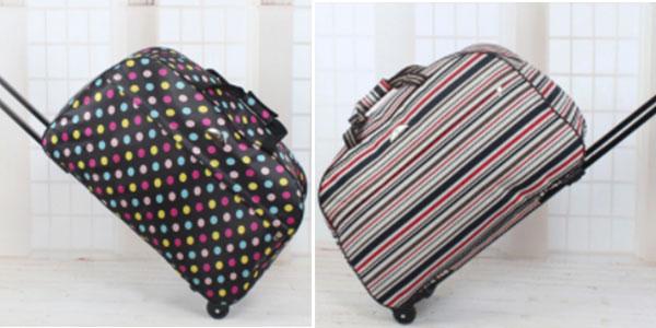 Bolsa de viaje con ruedas Tuladuo en varios colores barata