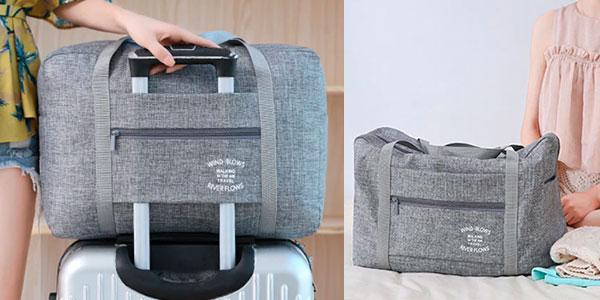 Bolsa de viaje de tejido Oxford en varios modelos barata