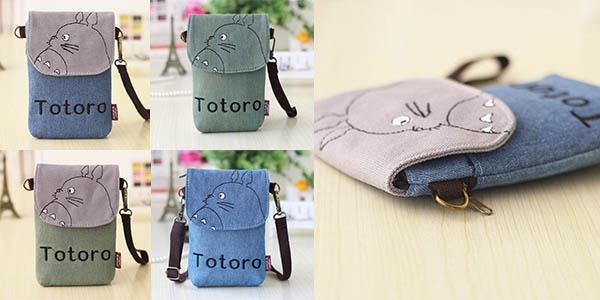 Bandolera Totoro en varios colores