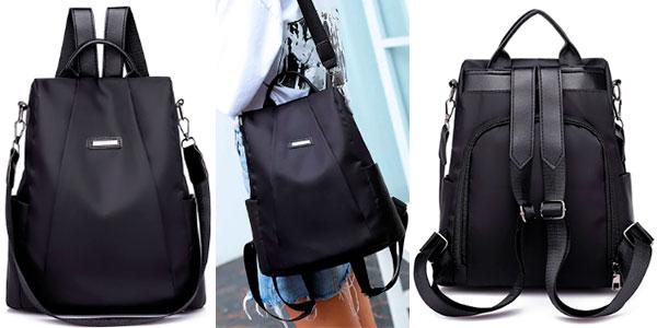 Chollo Bolso tipo mochila con diseño anti-robo
