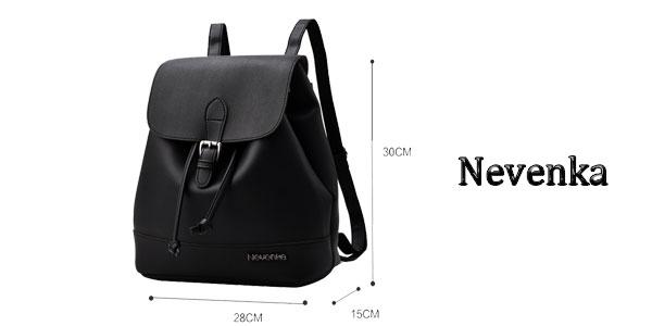Bolso mochila Nevenka para mujer en varios colores