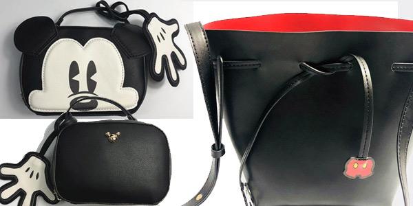 Bolsos de Mickey de varios modelos chollazo en AliExpress