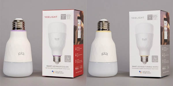 Bombilla LED Xiaomi Yeelight RGBW