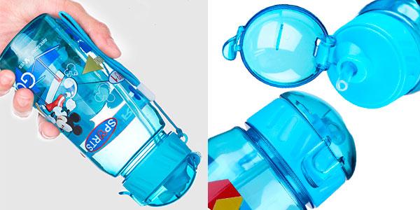 Botellas infantiles de personajes Disney