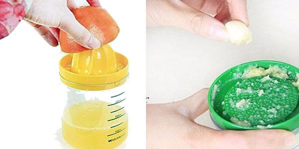 Botella multiusos Honana con accesorios de cocina