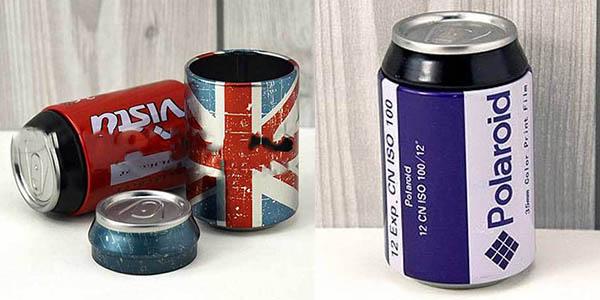 recipientes para almacenaje de objetos por solo 1 euro