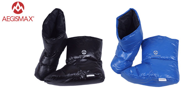 Zapatillas de estar por casa AEGISMAX con relleno de plumón baratas en AliExpress