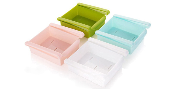 Caja de almacenamiento para nevera Butihome chollo en AliExpress