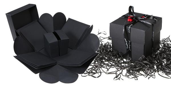 Caja Sorpresa de recuerdos personalizable DIY (Hazlo tú mismo) chollo en TomTop