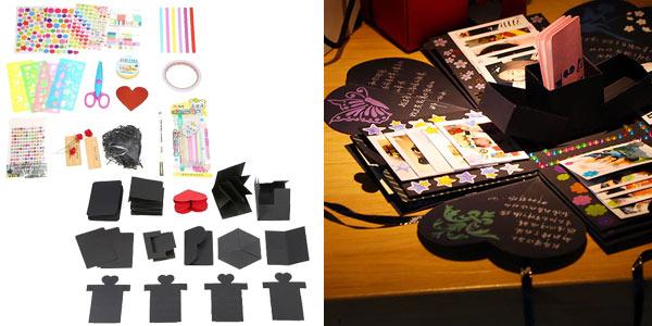 Caja Sorpresa de recuerdos personalizable DIY (Hazlo tú mismo) chollazo en TomTop