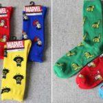 Calcetines Marvel para hombre baratos en AliExpress