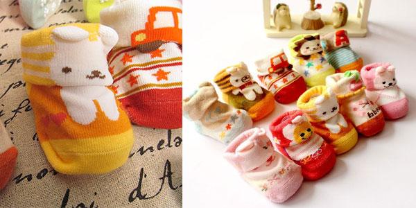 Calcetines para bebé baratos