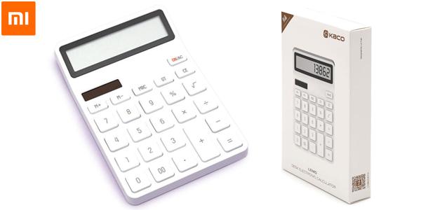 Calculadora Xiaomi Lemo barata en AliExpress