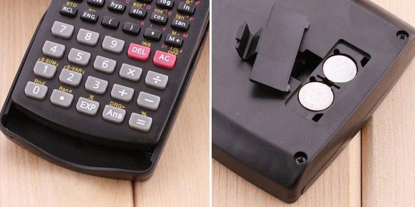 Calculadora científica chollo en AliExpress