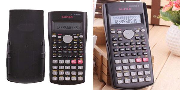 Calculadora científica barata en AliExpress