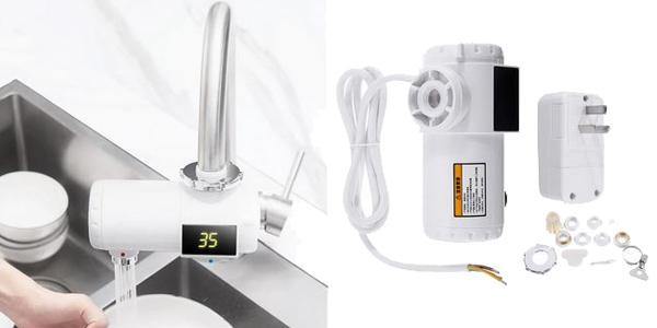 Calentador de agua Xiaomi chollazo en Banggood