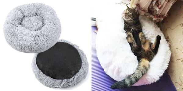 Cama tipo nido para mascotas chollo en AliExpress