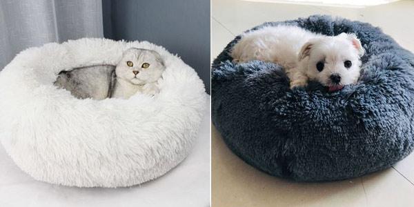 Cama tipo nido para mascotas barata en AliExpress